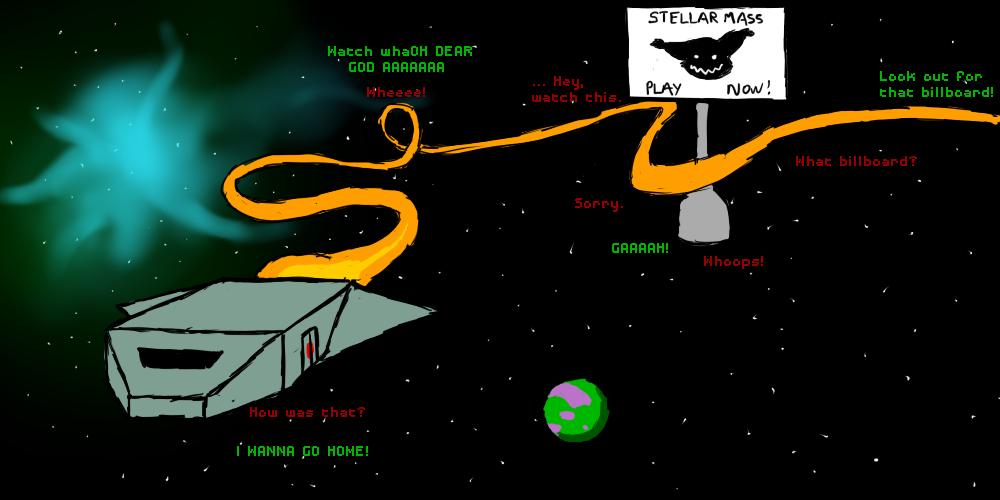 Making Space Tracks